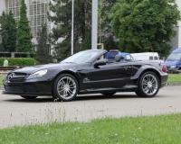 Mercedes Benz Black Series přestavba