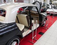 Renovace Mercedes Benz 121 Ponton