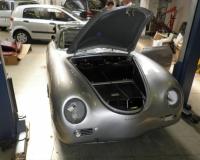 Renovace Porsche 356