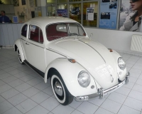 Renovace veterána VW Brouk