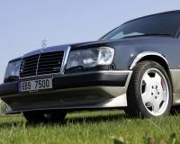 Úprava Mercedes Benz E124